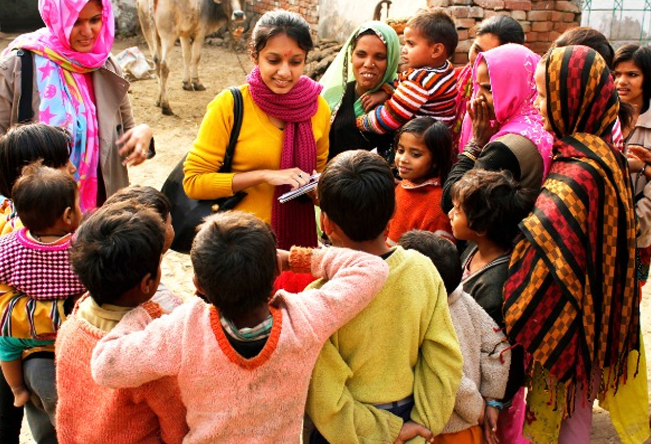 Make an impact: Social Work as a Career in India